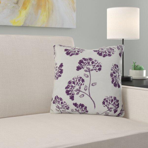 Neville Print Throw Pillow by Zipcode Design