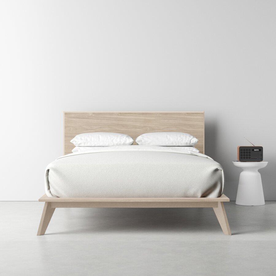 Koopman Solid Wood Platform Bed