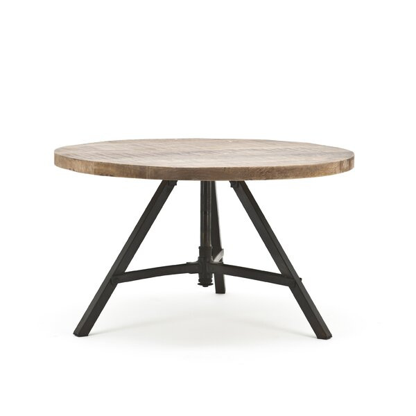 Solid Wood 3 Legs Coffee Table By By Boo