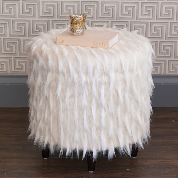Halo Jadis Storage Ottoman By Eastern Accents