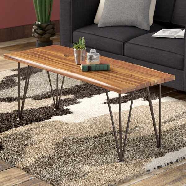 Guyapi Coffee Table by Trent Austin Design