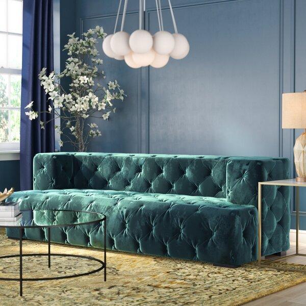 Jasper Chesterfield Sofa by Willa Arlo Interiors