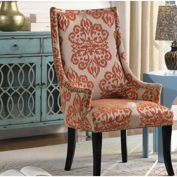 Rainsville Upholstered Accent Armchair By Charlton Home