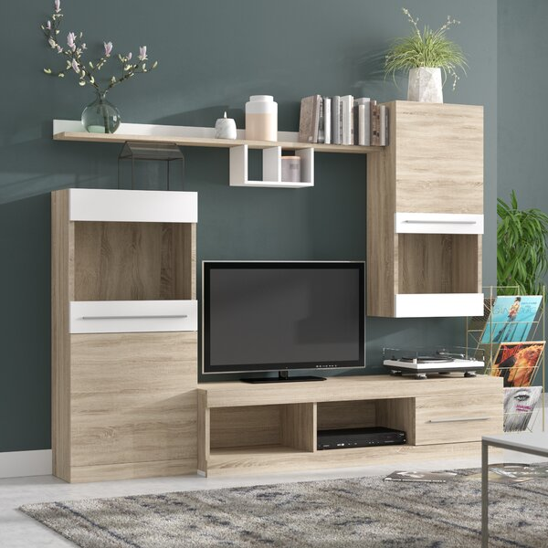Compare Price Boley Entertainment Center For TVs Up To 49