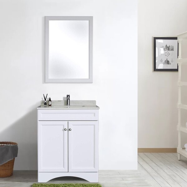 Tiara 30'' Single Bathroom Vanity Set