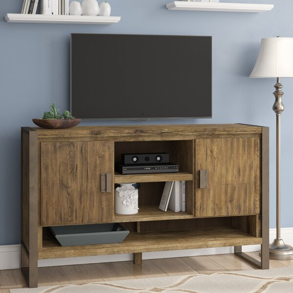 Review Cecily TV Stand For TVs Up To 70