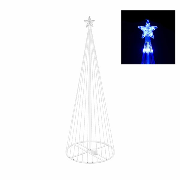 Christmas Show Tree Light Lamp by The Holiday Aisle