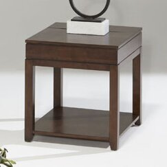 Daytona End Table by Progressive Furniture Inc.