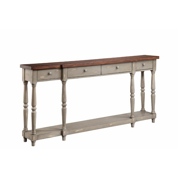 Junie Console Table By World Menagerie