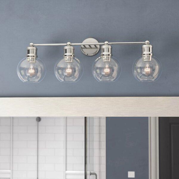 Aula 4-Light Vanity light by Ivy Bronx