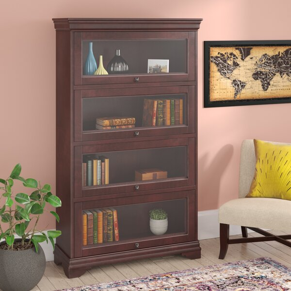 Flannagan Barrister Bookcase by Three Posts