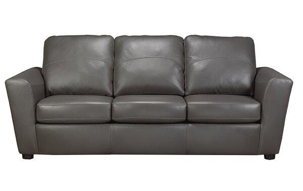 Delta Italian Standard Leather Sofa by Coja
