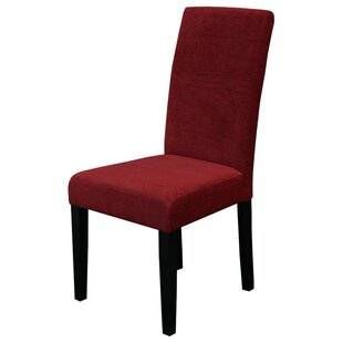 Look for Bottorff Parsons Chair (Set of 2) by Mercury Row