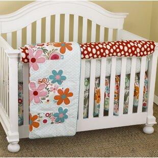 Buy luxury Swinney 4 Piece Crib Bedding Set ByHarriet Bee