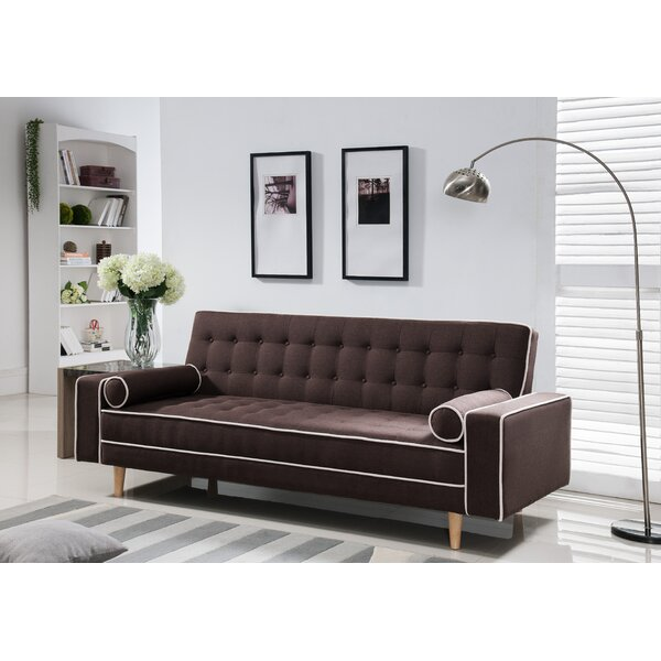 #1 Farias Convertible Sleeper By Wrought Studio Spacial Price