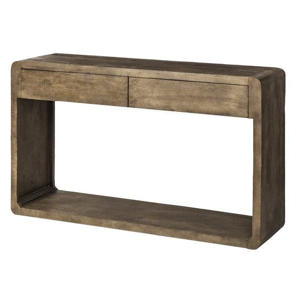 Bailey Console Table by Union Rustic