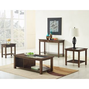 Great Reviews Danger 3 Piece Coffee Table Set Latitude Run