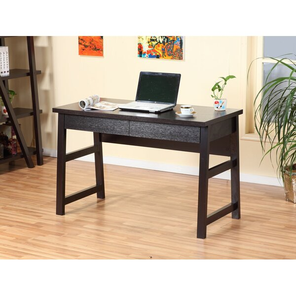Gyrth Home Office Wooden Computer Writing Desk