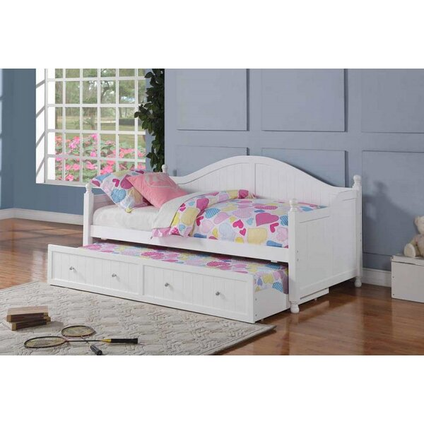 Seaforth Bed With Trundle By Harriet Bee