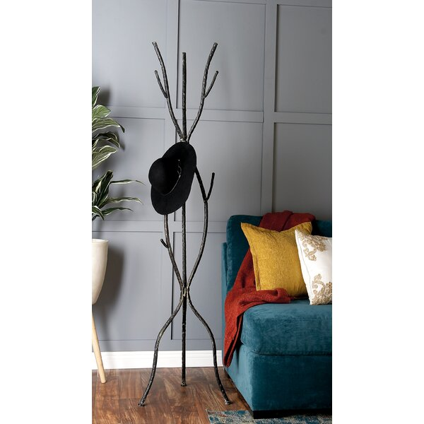 Metal Coat Rack by Cole & Grey