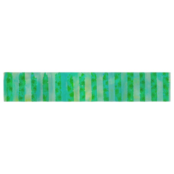 Ebi Emporium Fancy This Table Runner by East Urban Home