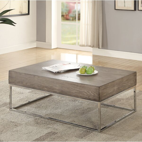 Criswell Coffee Table By 17 Stories