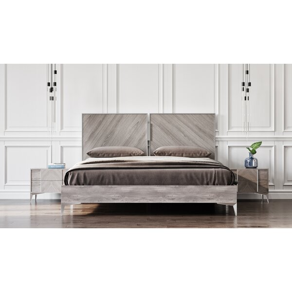 Labombard Modern Platform Bed by Brayden Studio