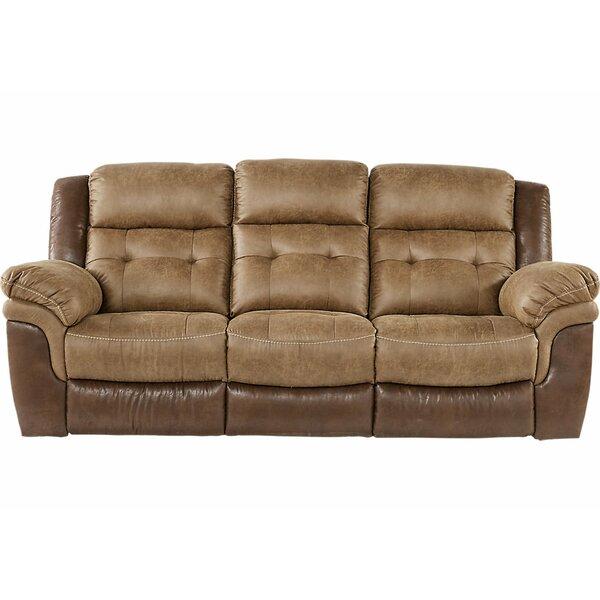 Heider Reclining Sofa By Red Barrel Studio
