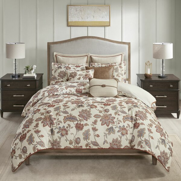 Wentworth Jacquard Comforter Set