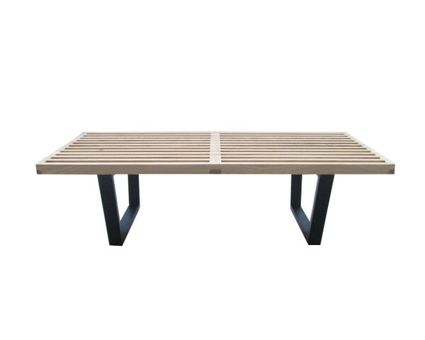 Wood Bench by Creative Images International