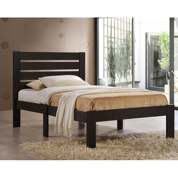 Jett Twin Platform Bed by Harriet Bee