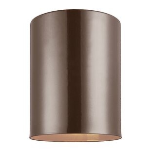 Great choice Creissant Modern 1-Light Outdoor Sconce By Orren Ellis