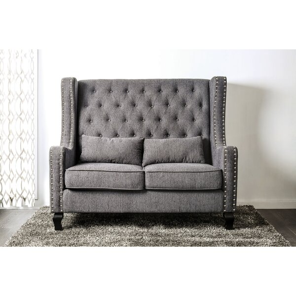 Best #1 Huntsberry Loveseat By Mercer41 Today Sale Only