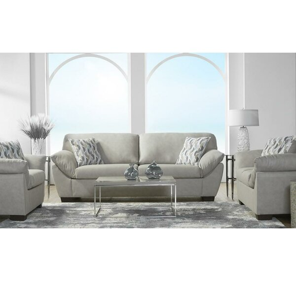 Serta Upholstery Jetta Configurable Living Room Set by Latitude Run