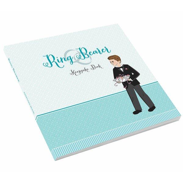 Ring Bearer Keepsake Book by Lillian Rose