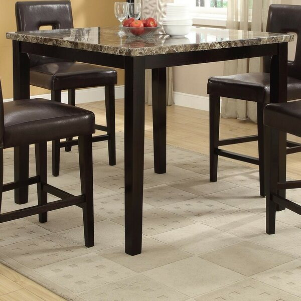 Parkin Wooden Dining Table by Winston Porter
