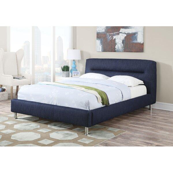 Reginia Upholstered Standard Bed by Latitude Run