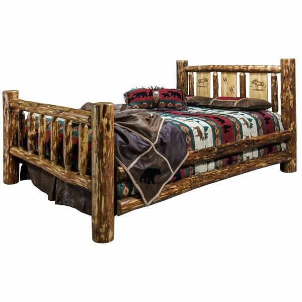 Tustin Standard Bed by Loon Peak
