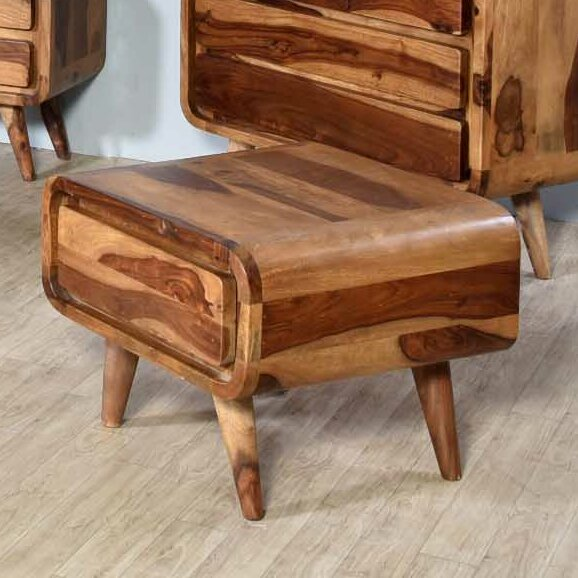 Oquendo Mid-century Modern End Table By Gracie Oaks