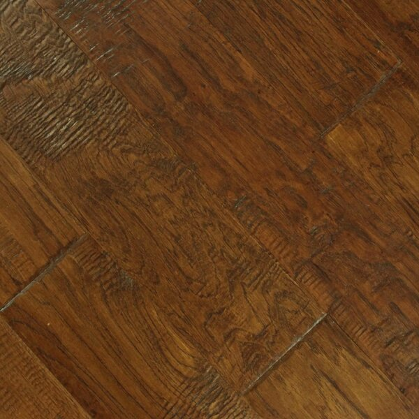 Olde Worlde 5 Engineered Hickory Hardwood Flooring in Cork by Wildon Home ®