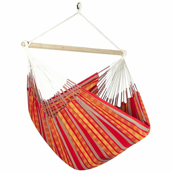 Caribbean Plaid Chair Hammock by KW Hammocks