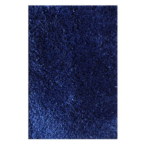 Castilleja Hand Woven Cotton Light Blue Area Rug by Ebern Designs