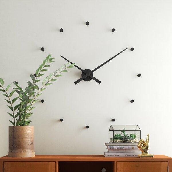 Calvet Wall Clock by Langley Street