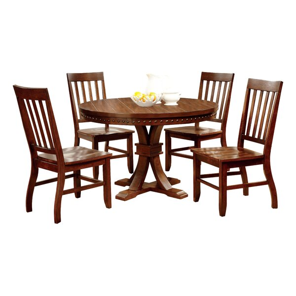 Jared 5 Piece Dining Set by Hokku Designs