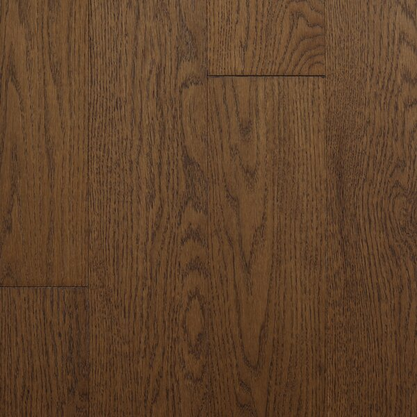 Reykjavik 5 Engineered Oak Hardwood Flooring in Brown by Branton Flooring Collection