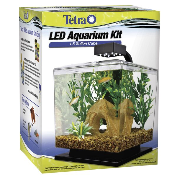 1.5 Gallon Aquarium Kit by Tetra