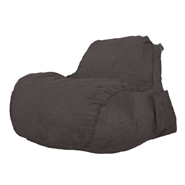 Standard Microfiber Bean Bag Chair And Lounger By LEA Unlimited Inc.