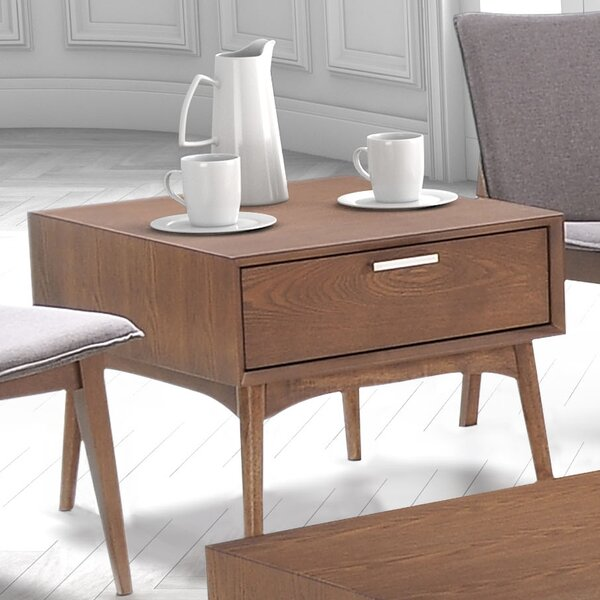 Marxim End Table by Langley Street