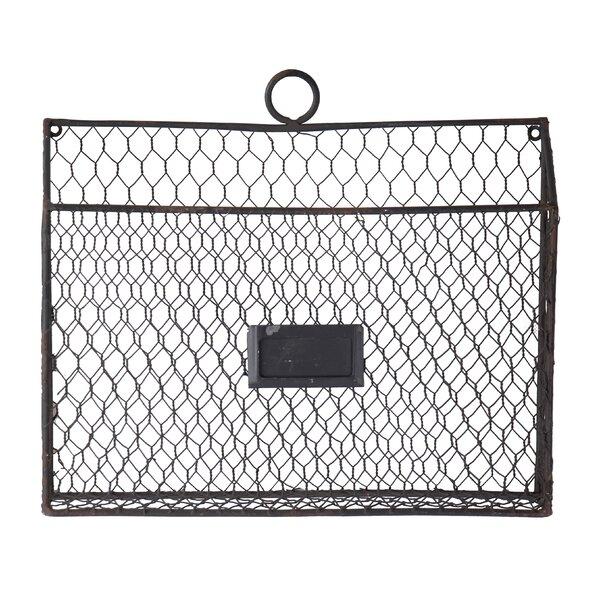 Metal File Folder Holder by American Mercantile
