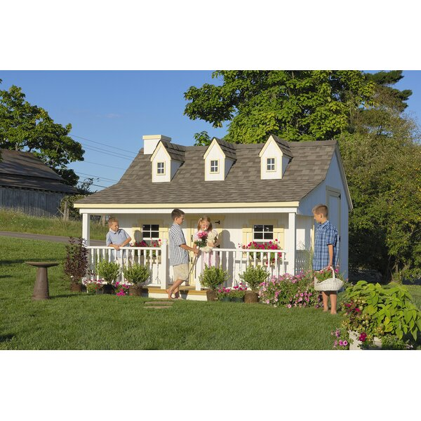 Pennfield Playhouse by Little Cottage Company